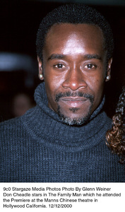 "Don Cheadle""Family Man, The"" Premiere, 12/12/00. © 2000 Glenn Weiner - Image 17355_0111"