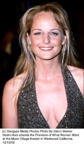 "Helen Hunt""What Women Want"" Premiere, 12/13/00. © 2000 Glenn Weiner - Image 17357_0109"