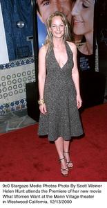 """Helen Hunt""""What Women Want"""" Premiere, 12/13/00. © 2000 Scott Weiner - Image 17357_0110"""