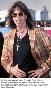 Steven TylerTeen Choice Awards: 1999 © 2000 Scott Weiner - Image 17361_0100
