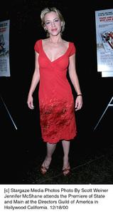 "Jennifer McShane""State And Main"" Premiere, 12/18/00. © 2000 Scott Weiner - Image 17394_0105"