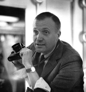 Photographer Mark Shaw circa 1959 © 2000 Mark Shaw - Image 17397_0001