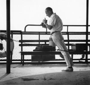 Photographer Mark Shaw circa 1959 © 2000 Mark Shaw - Image 17397_0002