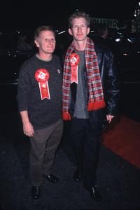 "Gordon Clapp, Bill Brochtrup""Hollywood Christmas Parade: 2000,"" 11/26/00. © 2000 Glenn Weiner - Image 17408_0003"