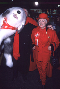 "Marty Ingles, Shirley Jones""Hollywood Christmas Parade: 2000,"" 11/26/00. © 2000 Glenn Weiner - Image 17408_0004"