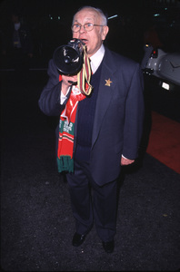 "Johnny Grant""Hollywood Christmas Parade: 2000,"" 11/26/00. © 2000 Glenn Weiner - Image 17408_0005"
