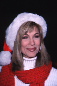 "Leeza Gibbons""Hollywood Christmas Parade: 2000,"" 11/26/00. © 2000 Scott Weiner - Image 17408_0008"