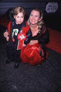 "Josh Ryan Evans, Juliet Mills""Hollywood Christmas Parade: 2000,"" 11/26/00. © 2000 Glenn Weiner - Image 17408_0009"