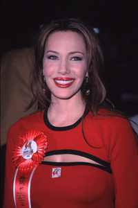 "Hunter Tylo""Hollywood Christmas Parade: 2000,"" 11/26/00. © 2000 Glenn Weiner - Image 17408_0010"