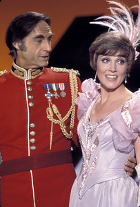"""The Julie Andrews Hour""Sid Caesar, Julie Andrews1972** H.L. - Image 17461_0014"