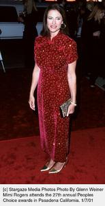 """Mimi Rogers""""People"""