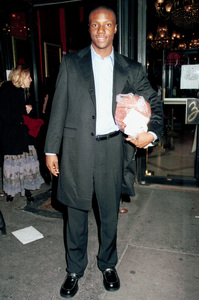 "Robert Brown""Finding Forrester"" Premiere, 2000. (New York) © 2000 Ariel Ramerez - Image 17524_0104"
