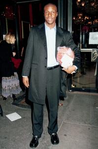 "Robert Brown""Finding Forrester"" Premiere, 2000. (New York) © 2000 Ariel Ramerez - Image 17524_0104"