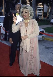 Celia Cruz and husband Pedro KnightLatin Billboard Awards: 2000 © 2000 Ariel Ramerez - Image 17540_0104