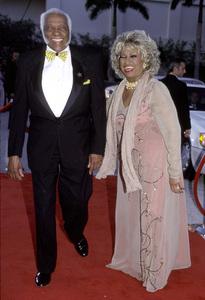 Celia Cruz with husband Pedro KnightLatin Billboard Awards: 2000 © 2000 Ariel Ramerez - Image 17540_0105