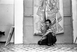 Wifredo Lam in Cuba 1950 © 2000 Mark Shaw - Image 17546_0002