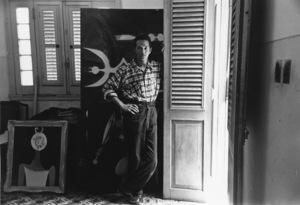 Wifredo Lam in Cuba 1950 © 2000 Mark Shaw - Image 17546_0004
