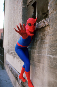"""Amazing Spider-Man, The""Nicholas Hammond1978 CBS © 1978 David SuttonMPTV - Image 1756_0002"