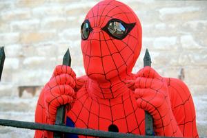 """Amazing Spider-Man, The""Nicholas Hammond1978 CBS © 1978 David SuttonMPTV - Image 1756_0006"