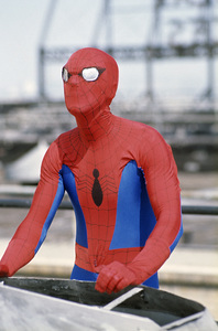 """The Amazing Spider-Man""Nicholas Hammond1977 © 1978 David Sutton - Image 1756_0014"
