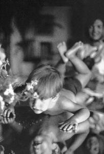 John Kennedy Jr. and Jacqueline Kennedyat Palm Beach 1963 © 2000 Mark Shaw - Image 17572_0009