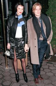 Connie Nielsen with date NicFilm Critics Awards: 2001 © 2001 Ariel Ramerez - Image 17574_0111