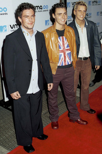 BB Mak (Mark Anthony Barry, Stephen McNally, Christian Burns)MTV Video Music Awards: 2000 © 2000 Ariel Ramerez - Image 17591_0111