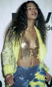 Ananda LewisMTV Video Music Awards: 2000 © 2000 Ariel Ramerez - Image 17591_0163