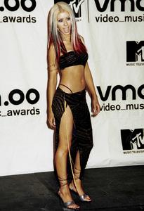 Christina AguileraMTV Video Music Awards: 2000 © 2000 Ariel Ramerez - Image 17591_0168
