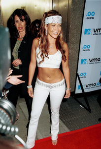 Jennifer LopezMTV Video Music Awards: 2000 © 2000 Ariel Ramerez - Image 17591_0182