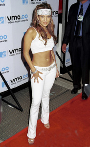 Jennifer LopezMTV Video Music Awards: 2000 © 2000 Ariel Ramerez - Image 17591_0193