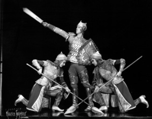"""Ballet Russe De Monte Carlo"" dancers, c. 1946. © 1978 Maurice Seymour - Image 17598_0004"