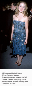 "Erika Christensen""Golden Globe Awards: WB After Party 2001,"" 1/21/01. © 2001 Scott Weiner - Image 17607_0105"