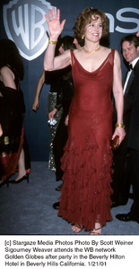 "Sigourney Weaver""Golden Globe Awards: WB After Party 2001,"" 1/21/01. © 2001 Glenn Weiner - Image 17607_0109"