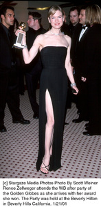 "Renee Zellweger""Golden Globe Awards: WB After Party 2001,"" 1/21/01. © 2001 Scott Weiner - Image 17607_0115"