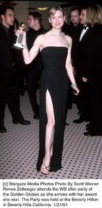 "Renee Zellweger""Golden Globe Awards: WB After Party 2001,"" 1/21/01. © 2001 Scott Weiner - Image 17607_0115"