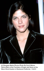 """Selma Blair at the """"Sugar and Spice"""" Premiere, 1/24/01. © 2001 Scott Weiner - Image 17630_0121"""