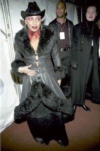 Janice RobinsonOXYGEN Launch Party, New York,  2000. © 2000 Ariel Ramerez - Image 17707_0100