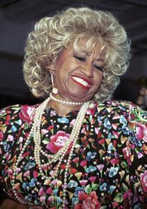 Celia CruzOXYGEN Launch Party, New York,  2000. © 2000 Ariel Ramerez - Image 17707_0109