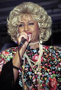 Celia CruzOXYGEN Launch Party, New York,  2000. © 2000 Ariel Ramerez - Image 17707_0110
