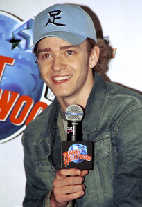 NSYNC Charity: Challenge For The Children II 2000Justin Timberlake © 2000 Ariel Ramerez - Image 17708_0100