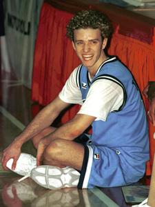 NSYNC Charity: Challenge For The Children II, 2000Justin Timberlake © 2000 Ariel Ramerez - Image 17708_0103