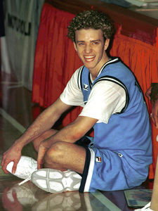 NSYNC Charity: Challenge For The Children II, 2000Justin Timberlake © 2000 Ariel Ramerez - Image 17708_0103