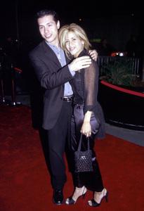 "Jon Seda with fiance.""Price of Glory"" Premiere,  2000. © 2000 Ariel Ramerez - Image 17710_0109"