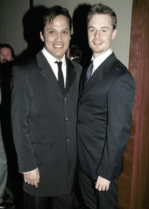 Jock Soto & Chris WheeldonPublic Theater 2000. © 2000 Ariel Ramerez - Image 17711_0101