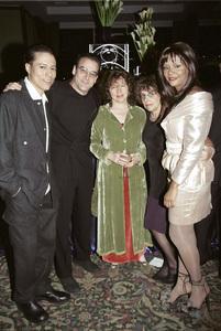 Mandy Patinkin, Tanya Pinkins, and friends.Public Theater 2000. © 2000 Ariel Ramerez - Image 17711_0103