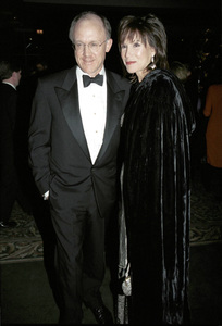 New York Jets owner with wife.Public Theater 2000. © 2000 Ariel Ramerez - Image 17711_0110