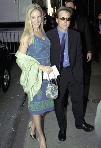 Tracy Pollan, Michael J. Fox Rainforest Alliance Benefit  2000. © 2000 Ariel Ramerez - Image 17712_0100