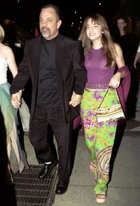 Trish, Billy Joel, Alexa Ray JoelRainforest Alliance Benefit  2000. © 2000 Ariel Ramerez - Image 17712_0108