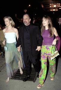 Trish, Billy Joel, Alexa Ray JoelRainforest Alliance Benefit  2000. © 2000 Ariel Ramerez - Image 17712_0109